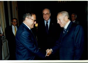 con Pres  Carlo Azeglio Ciampi