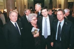 Achille Colombo Clerici, Livia Pomodoro, Maurizio Lupi, Luigi Casero