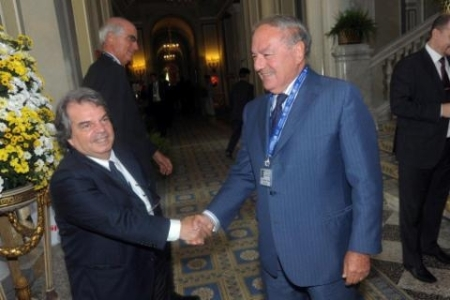 Presidente con On.le Brunetta