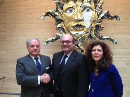 Achille Colombo Clerici, Antonio Misiani, Marilisa D'Amico