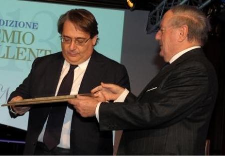 Excellent 2013 Colombo Clerici con Roberto Napoletano