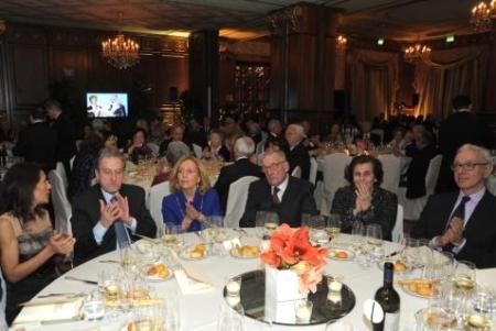 Excellent 2013 Da sin. Patrizia Signorini, Angelo Provasoli, Giovanna Colombo Clerici, Uberto Perego di Cremnago, Fernanda Giulini