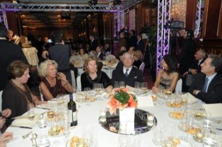 Excellent 2013 Da sin. Rory Provasoli, Roberta Vigorelli, Camilla Ginori Conti, Guglielmo Guidobono Cavalchini, Patrizia Signorini, Angelo Provasoli
