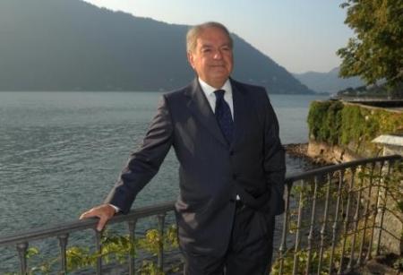 Achille colombo clerici intervista a il giornale 9 - Lombardi immobiliare ...