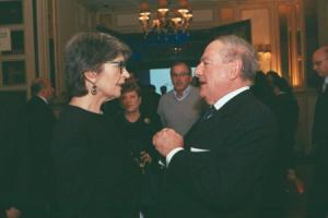 Colombo Clerici con Anna Finocchiaro