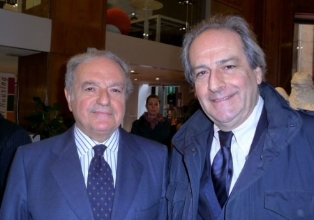 Colombo Clerici con Paolo Caputo