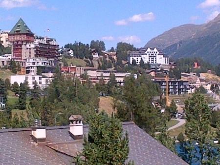 Sankt Moritz estate 2013