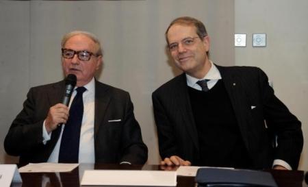 Achille Colombo Clerici e Federico Filippo Oriana