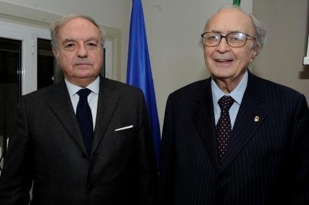 Achille Colombo Clerici e Maurizio De Tilla 2