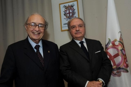 Achille Colombo Clerici e Maurizio De Tilla