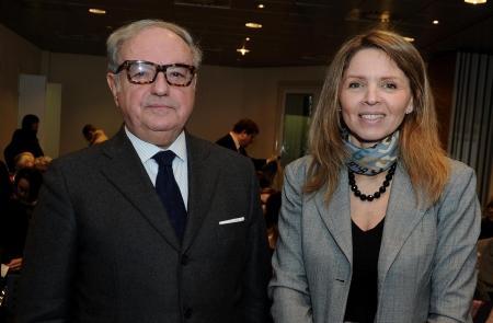 Achille Colombo Clerici e Paola DI Patrizio