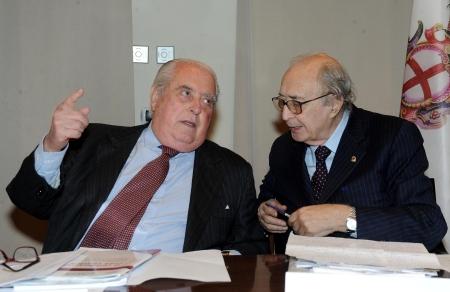Paolo Giuggioli e Maurizio De Tilla