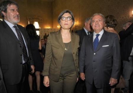 Colombo Clerici con Ada Lucia De Cesaris 2