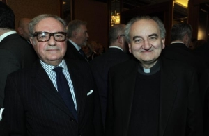Colombo Clerici con Mons. Franco Buzzi 2