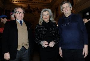 Don Virginio Colmegna e Laura Fasano