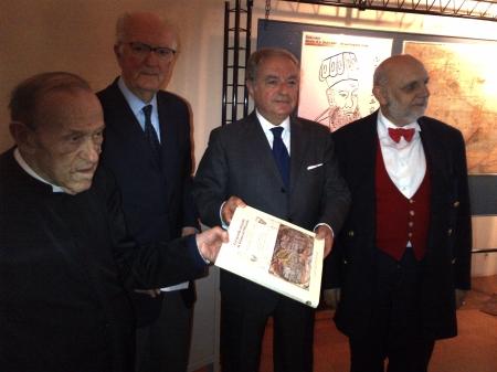 foto presidente a Brescia