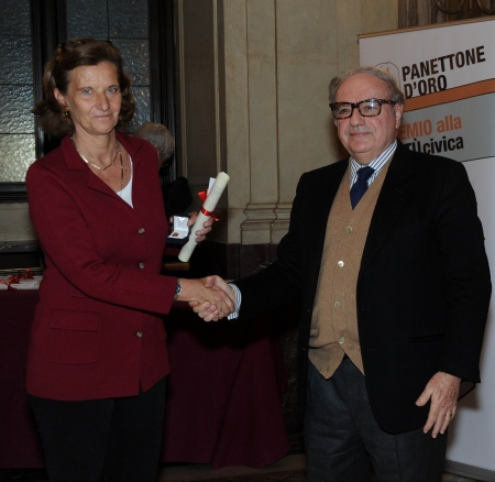 Presidente con Beatrice Bergamasco 2