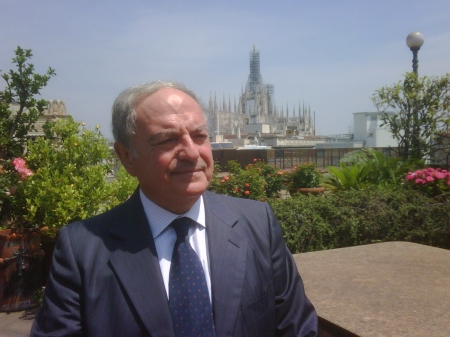 foto presidente Duomo