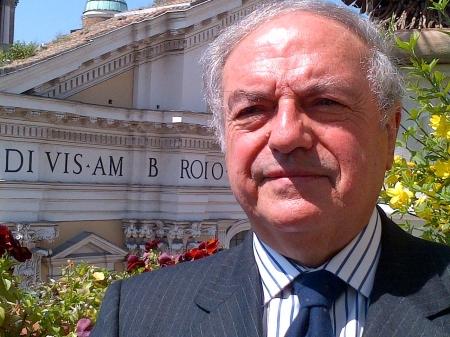 foto presidente Roma