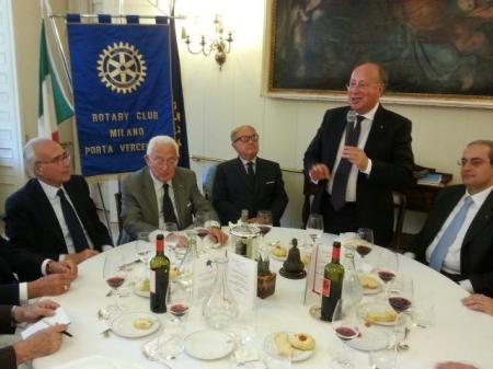 tavolo Rotary