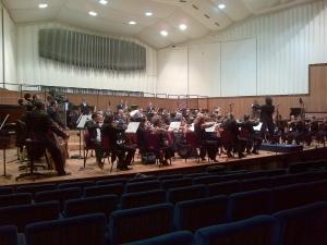 Chen Guang Con Alberto Veronesi orchestra