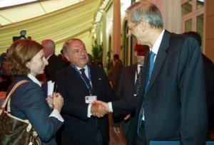 Ambrosetti 2014 con il Presidente dell'ANCI Piero Fassino
