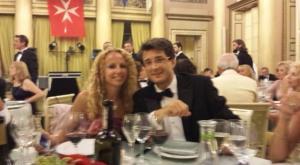Ambrosetti 2014 Stefano Simontacchi e Giulia Colombo Clerici