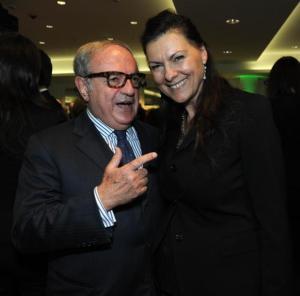Colombo Clerici con Paola Bulbarelli