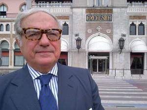 foto presidente Venezia Excelsior