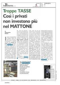 La Padania 22.8.2014