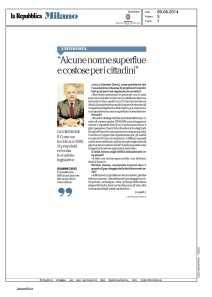 Repubblica 9.8.2014