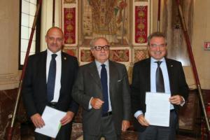 Antonio Arosio, Achille Colombo Clerici, Camillo De Milato