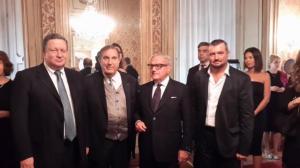 Nurizade, Alessandrello, Colombo Clerici