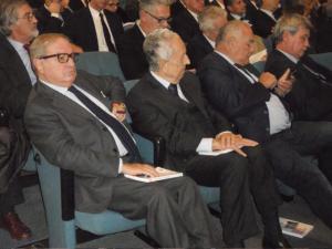 Achille Colombo Clerici, Alfio Noto, Michele Perini, Federico Falck