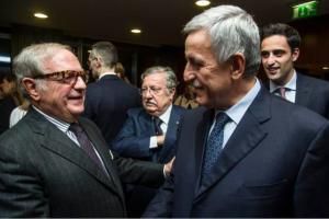 Achille Colombo Clerici e Guido Podesta'