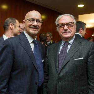 Achille Colombo Clerici e Mauro del Vecchio
