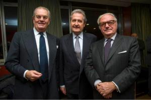 Cesare Castelbarco Albani, Angelo Provasoli, Achille Colombo Clerici