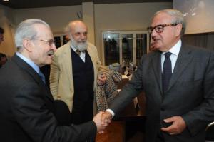 Matteo De Stasio, Ivo Amendolagine, Achille Colombo Clerici