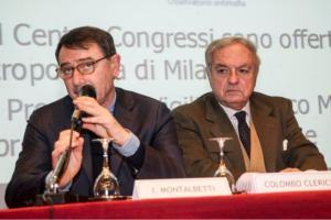 Achille Colombo Clerici e Carlo Montalbetti