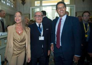 Mariarosaria Rossi, Achille Colombo Clerici, Giovanni Toti