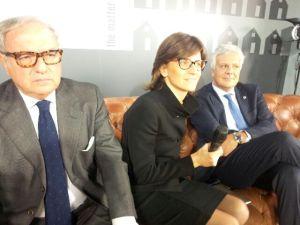 Achille Colombo Clerici con il ministro Gian Luca Galletti