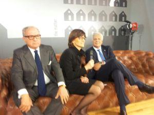 Achille Colombo Clerici, Paola Pierotti, Gian Luca Galletti