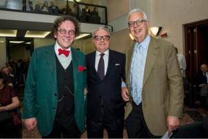 Philippe Daverio, Achille Colombo Clerici, Giuseppe Cavajoni