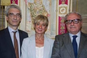 Cesare Rosselli, Daniela Benelli, Achille Colombo Clerici
