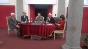 Convegno Torino 4.11.2015 tavolo dei relatori