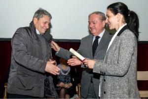 Achille Colombo Clerici con Rossana Rodà