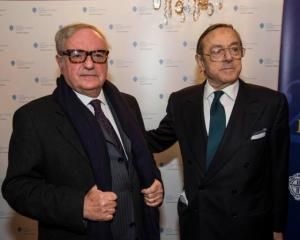 Excellent 2016 Achille Colombo Clerici con Mario Mancini