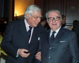 Colombo Clerici con Manfredi Landi di Chiavenna (2)