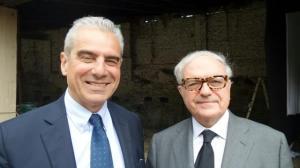 Alessandro Balducci e Achille Colombo Clerici