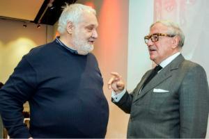 Cesare Lanza e Achille Colombo Clerici